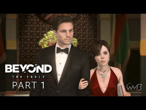 Beyond Two Souls - Walkthrough Part 1 - Prologue / The Experiment / The Embassy