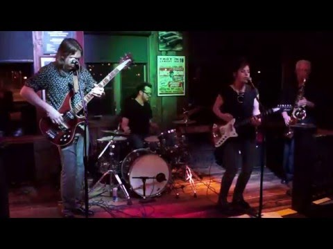 Holly & Evan Band - Rise Up - LIVE at the Dinosaur BBQ 2/19/16