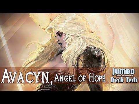 Avacyn, Angel Of Hope Commander Deck Tech