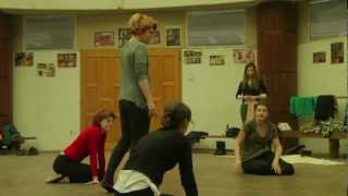 Artfel // Contemporary Dance Workshop, 2012