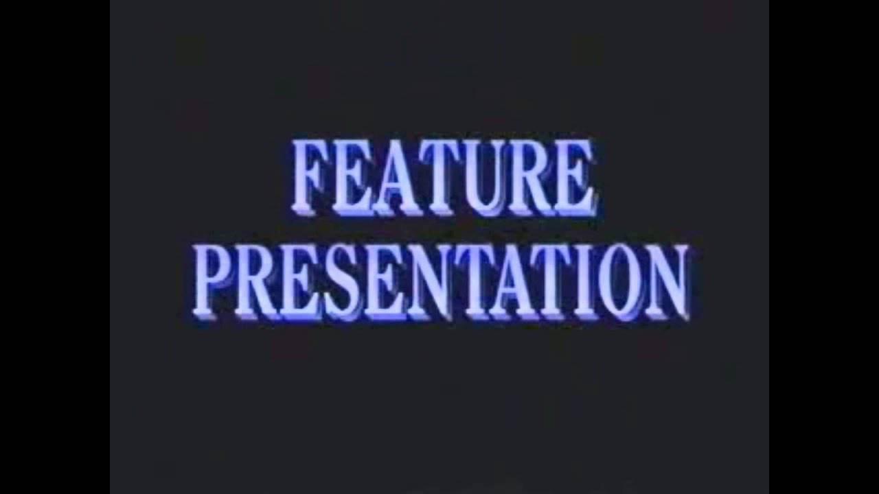 Fox video feature presentation bumpers | company bumpers wiki.
