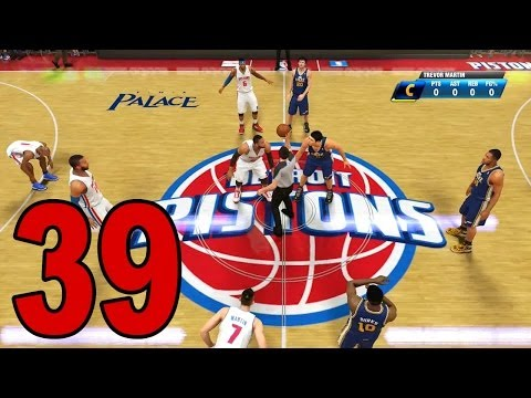NBA 2K14 My Player Career - Part 39 - Jazz (Let's Play / Walkthrough / Playthrough)