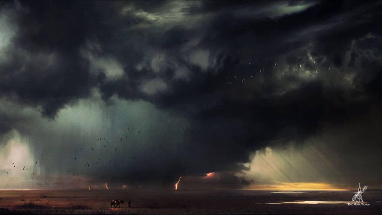 Rok Nardin - Black Sky [Dark Epic Dramatic Orchestral]