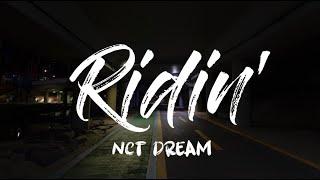 NCT DREAM - Ridin KARAOKE Instrumental With Lyrics