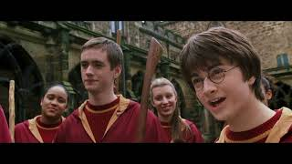 Harry Potter and the Chamber of Secrets - Quidditch Training Interrogation Scene