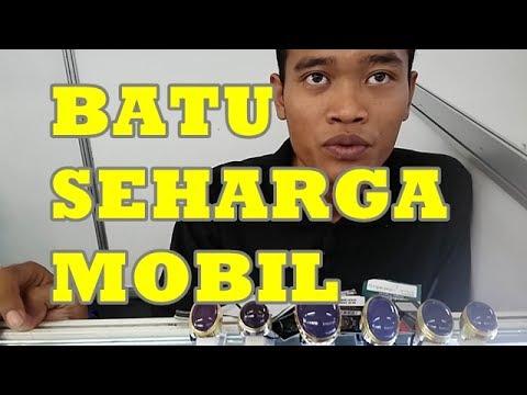WAW !! BATU SPIRTUS HARGA MOBIL