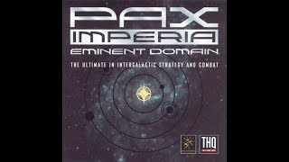 My Thoughts on Pax Imperia: Eminent Domain (Retro Review)
