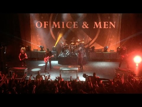Of Mice & Men - Broken Generation (1080p Live)