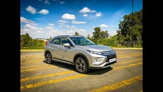 Everything you need to know about the new Mitsubishi Eclipse Cross