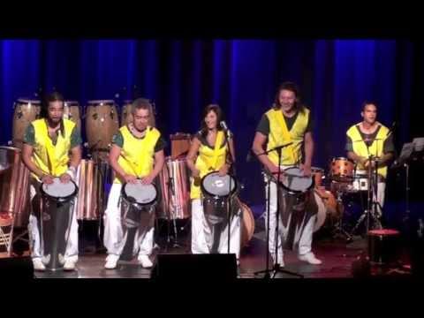 Dudu Tucci & Brasil Power Drums   Timbau Chorus