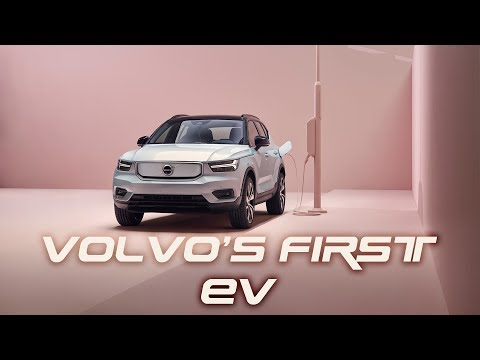 Volvo XC40 Recharge Electric Car: Here's What You Need To Know