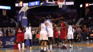 Sylvia Fowles 2013 WNBA Defensive Player Of The Year