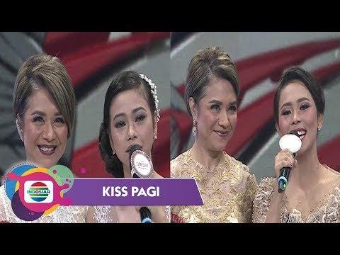 Selfi dan Rara Berduet dengan Ruth Sahanaya di Malam Grand Final - Kiss Pagi