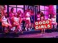 GOGO GIRLS IN PATTAYA | Walking Street, Pattaya, Thailand