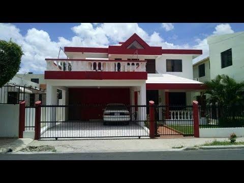 Casa En Venta Santiago De Los Caballeros Republica Dominicana 50013