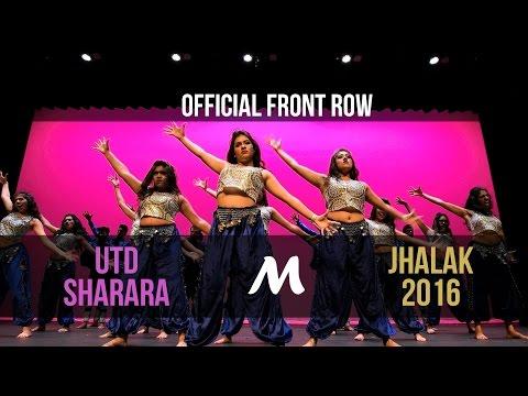 [2nd Place] UTD Sharara   Jhalak 2016 [Official Front Row 4K]