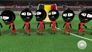 Stickman Soccer 2018 #8 | Android Gameplay | Friction Games