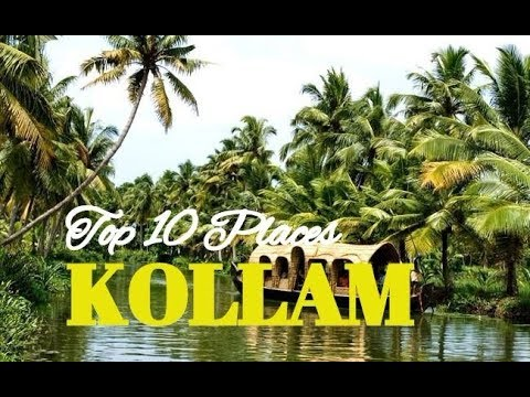 Top 10 Best Places to Visit in Kollam