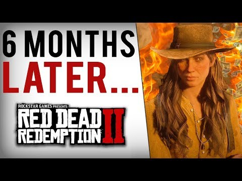 Red Dead Redemption 2 Online - A Greedy Disaster 6 Months Later! Players Angry As Story Mode Suffers thumbnail