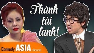 Hài Trấn Thành Lê Giang 2017/2018 ft Anh Đức, Tấn Hoàng | THÀNH TÀI LANH (Hài xưa)