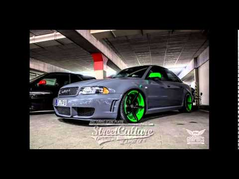 audi a4 b5 rs4 tuning zp six alufelgen youtube. Black Bedroom Furniture Sets. Home Design Ideas