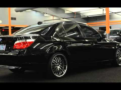 2007 bmw 530i sport premium pkgs 20 staggered wheels for sale in milwaukie or youtube. Black Bedroom Furniture Sets. Home Design Ideas