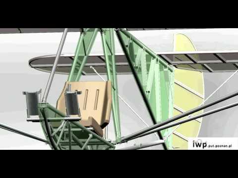 Goat3 ultralight glider