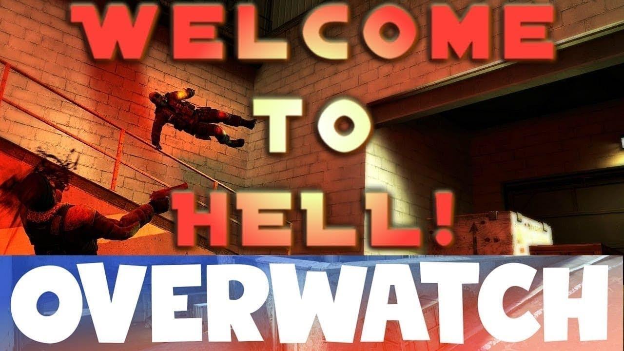 CS:GO l Da ist jemand wohl am Ragen :D #Overwatch