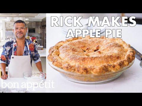Rick Makes Apple Pie | From the Test Kitchen | Bon Appétit