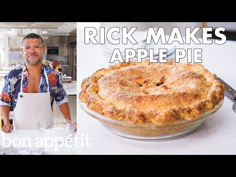 Rick Makes Apple Pie | From the Test Kitchen | Bon Appétit