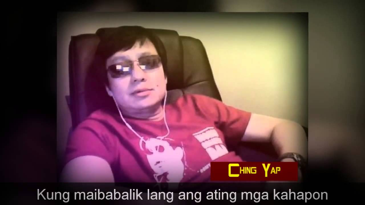 Kung maibabalik KO lang ang ραντεβού με τον Μούντο