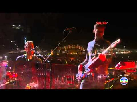 Coldplay - Fix You - Live