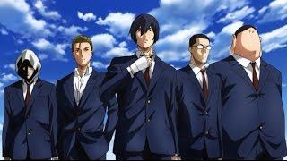 Смешные моменты из аниме #2 Prison School/Школа тюрьма