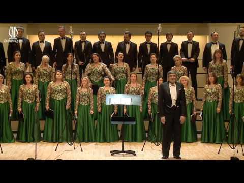 Большой хор «Мастера хорового пения»,01 02 2017