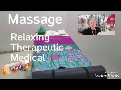 Where to go for massage on Caleta de Fuste
