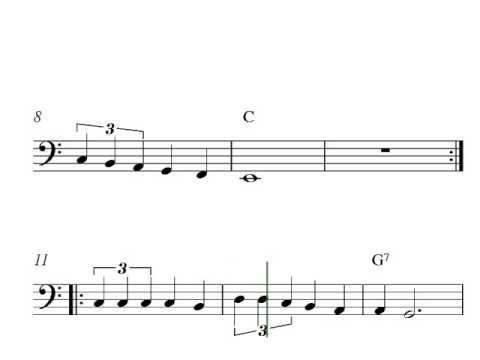 la cinquantaine cello solo free