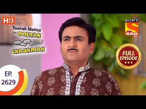 Taarak Mehta Ka Ooltah Chashmah - Ep 2629 - Full Episode - 24th December, 2018 Mp3