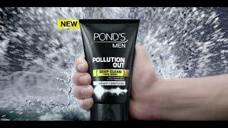 Pond's Men Pollution Out Facewash