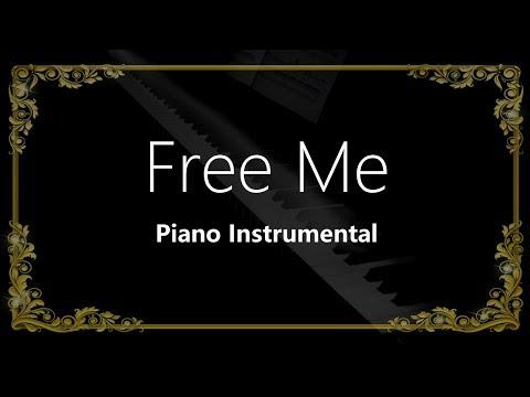 "Sia - ""Free Me"" Piano Instrumental Karaoke With Lyrics"