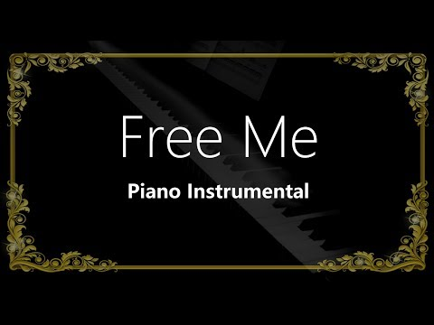 "Sia - ""Free Me"" Piano Instrumental Karaoke With Lyrics"