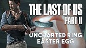 The Last Of Us Part Ii Ring From Uncharted Sic Parvis Magna Youtube