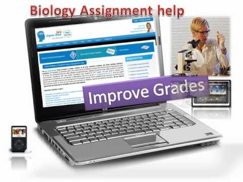 As biology homework help