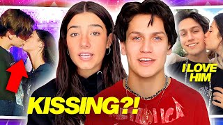 Charli & Chase CAUGHT KISSING After THIS?!, Noah Beck CANCELLED, Mattia Polibio THREATENED?!