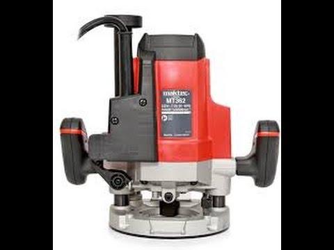 Фрезер Maktec MT362  Mill Maktec MT362