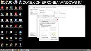 Mi Solucion a el Problema de Conexion Wi Fi windows 8.1