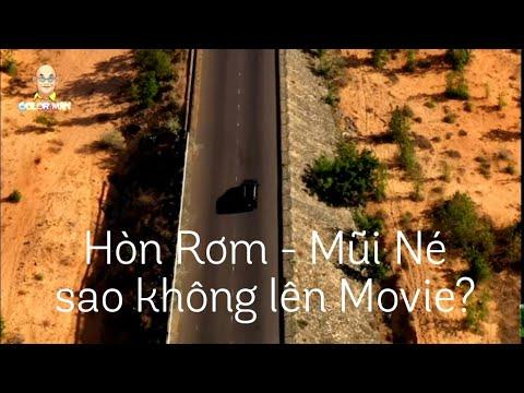 Live Drive #9: Flycam cung đường Hòn Rơm Mũi Né đẹp muốn xỉu !