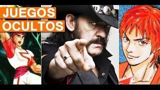 Juegos Ocultos y Olvidados #6: Motörhead y su enorme legado