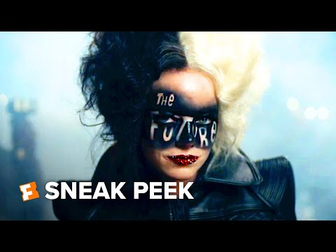 Cruella Sneak Peek (2021) | Movieclips Trailers