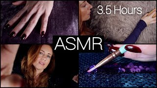 Download ASMR 🙌🏼 3.5 HOURS  🙌🏼  Fabric Sounds 🤗 NO TALKING [Long] Mp3 and Videos