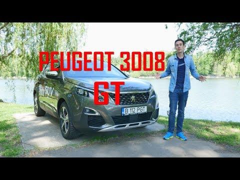 Peugeot 3008 GT Cavaleria.ro